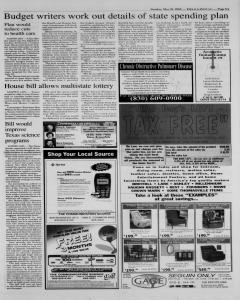New Braunfels Herald Zeitung, May 25, 2003, Page 5