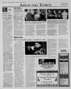 New Braunfels Herald Zeitung, May 25, 2003, Page 16