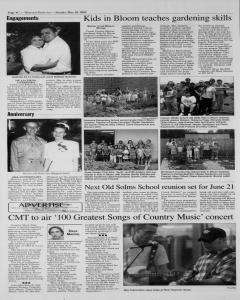 New Braunfels Herald Zeitung, May 25, 2003, Page 18