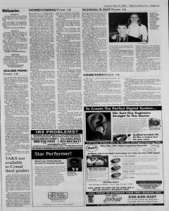 New Braunfels Herald Zeitung, May 27, 2003, Page 3