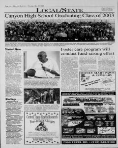 New Braunfels Herald Zeitung, May 27, 2003, Page 4