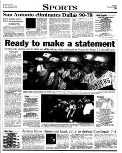 New Braunfels Herald Zeitung, May 30, 2003, Page 9