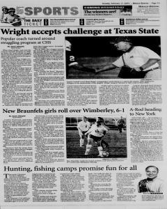 New Braunfels Herald Zeitung, February 17, 2004, Page 5