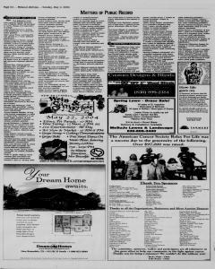 New Braunfels Herald Zeitung, May 02, 2004, Page 6