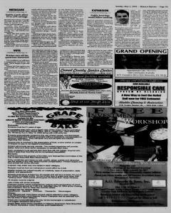 New Braunfels Herald Zeitung, May 02, 2004, Page 9