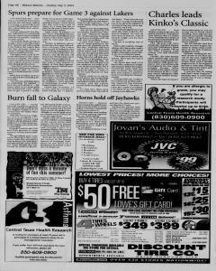 New Braunfels Herald Zeitung, May 09, 2004, Page 14