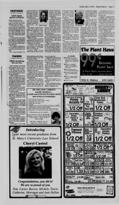 New Braunfels Herald Zeitung, May 16, 2004, Page 7