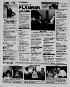New Braunfels Herald Zeitung, May 16, 2004, Page 20