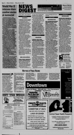 New Braunfels Herald Zeitung, May 28, 2004, Page 2