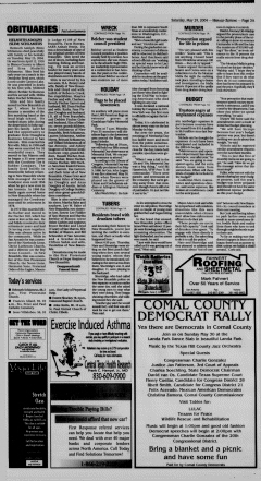 New Braunfels Herald Zeitung, May 29, 2004, Page 3