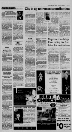 New Braunfels Herald Zeitung, May 30, 2004, Page 3