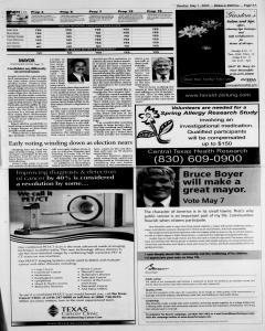 New Braunfels Herald Zeitung, May 01, 2005, Page 5