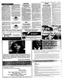 New Braunfels Herald Zeitung, May 05, 2005, Page 21