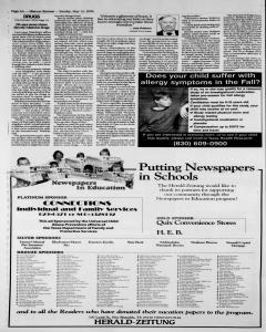 New Braunfels Herald Zeitung, May 15, 2005, Page 6