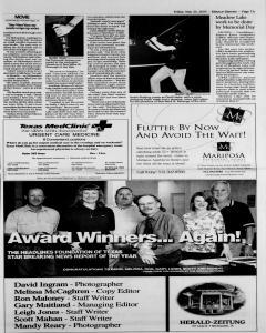 New Braunfels Herald Zeitung, May 20, 2005, Page 7