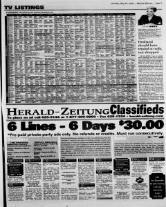 New Braunfels Herald Zeitung, May 24, 2005, Page 9