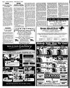 New Braunfels Herald Zeitung, May 27, 2005, Page 6