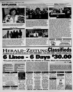 New Braunfels Herald Zeitung, May 27, 2005, Page 12