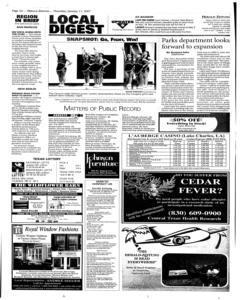 New Braunfels Herald Zeitung, January 11, 2007, Page 2