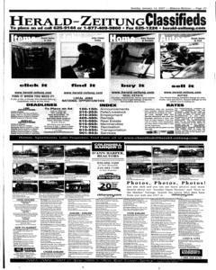 New Braunfels Herald Zeitung, January 14, 2007, Page 21