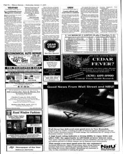 New Braunfels Herald Zeitung, January 17, 2007, Page 8