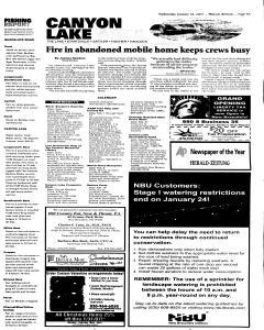 New Braunfels Herald Zeitung, January 24, 2007, Page 5