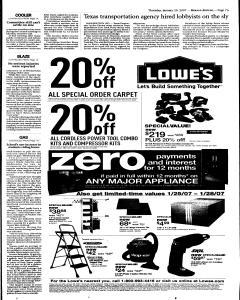 New Braunfels Herald Zeitung, January 25, 2007, Page 7