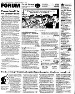New Braunfels Herald Zeitung, February 10, 2007, Page 4