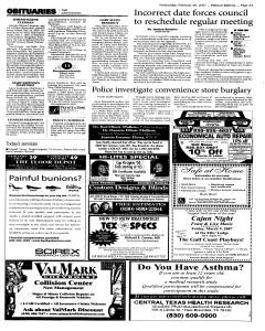 New Braunfels Herald Zeitung, February 28, 2007, Page 3