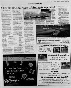 New Braunfels Herald Zeitung, May 06, 2007, Page 7