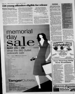 New Braunfels Herald Zeitung, May 20, 2007, Page 10