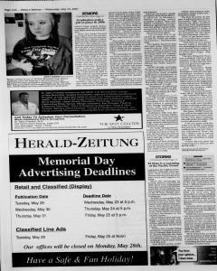 New Braunfels Herald Zeitung, May 23, 2007, Page 10