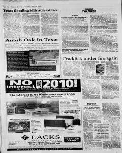 New Braunfels Herald Zeitung, May 26, 2007, Page 8