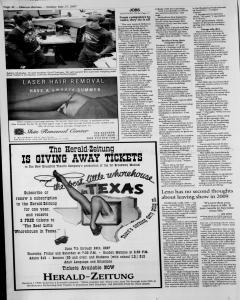 New Braunfels Herald Zeitung, May 27, 2007, Page 22
