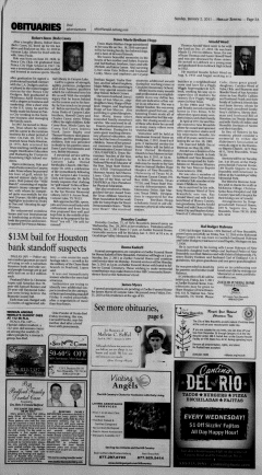 New Braunfels Herald Zeitung, January 02, 2011, Page 3