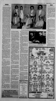 New Braunfels Herald Zeitung, January 02, 2011, Page 15