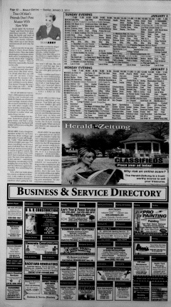 New Braunfels Herald Zeitung, January 02, 2011, Page 22