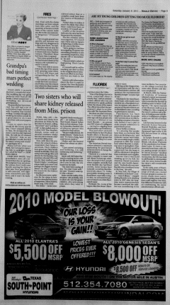 New Braunfels Herald Zeitung, January 08, 2011, Page 5