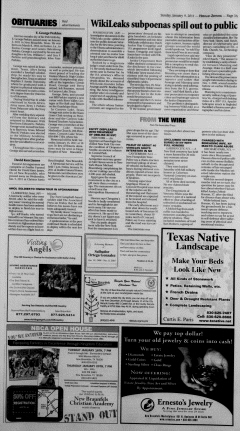 New Braunfels Herald Zeitung, January 09, 2011, Page 3