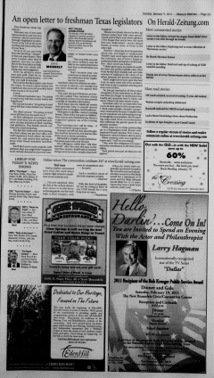 New Braunfels Herald Zeitung, January 09, 2011, Page 5