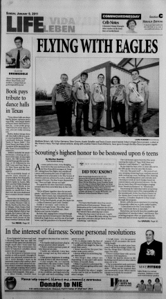 New Braunfels Herald Zeitung, January 09, 2011, Page 15