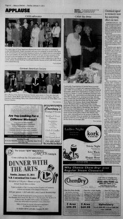 New Braunfels Herald Zeitung, January 09, 2011, Page 20