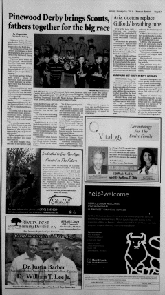 New Braunfels Herald Zeitung, January 16, 2011, Page 5