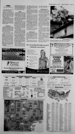 New Braunfels Herald Zeitung, January 16, 2011, Page 9