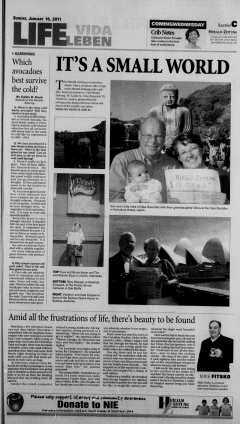 New Braunfels Herald Zeitung, January 16, 2011, Page 15