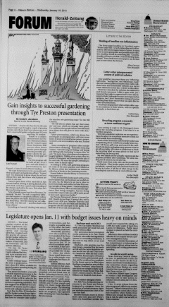 New Braunfels Herald Zeitung, January 19, 2011, Page 4