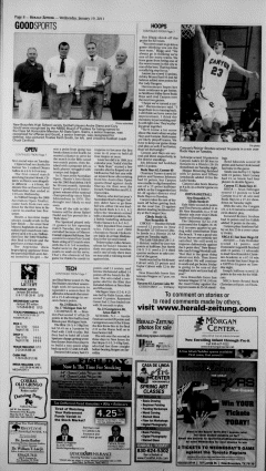 New Braunfels Herald Zeitung, January 19, 2011, Page 8