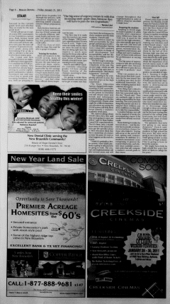 New Braunfels Herald Zeitung, January 21, 2011, Page 8