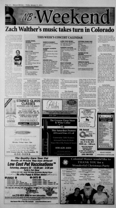 New Braunfels Herald Zeitung, January 21, 2011, Page 12