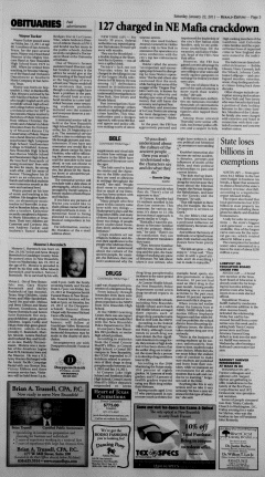 New Braunfels Herald Zeitung, January 22, 2011, Page 3